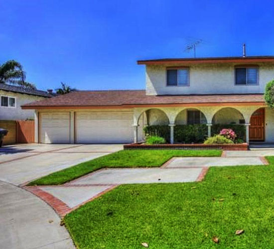 2233 EAST OLMSTEAD WAY ANAHEIM, CA 92806